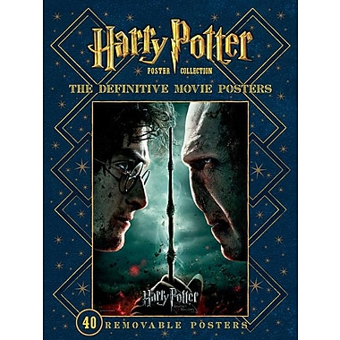 Harry Potter(tm) Poster Collection: The Definitive Movie Posters