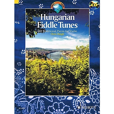 Hungarian Fiddle Tunes: 143 Traditional Pieces for Violin [With CD (Audio)]