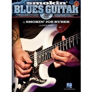 Smokin' Blues Guitar [With DVD]