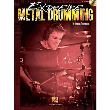 Extreme Metal Drumming [With CD (Audio)]