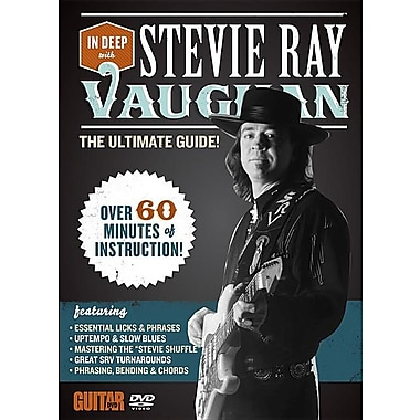 In Deep with Stevie Ray Vaughan