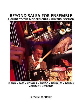 Beyond Salsa for Ensemble - Cuban Rhythm