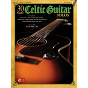 30 Easy Celtic Guitar Solos [With CD (Audio)]