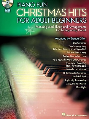 Piano Fun: Christmas Hits for Adult Beginners