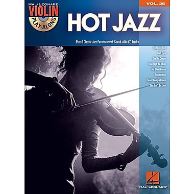 Hot Jazz [With CD (Audio)]
