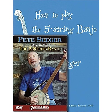 How to Play 5-String Banjo [With DVD]