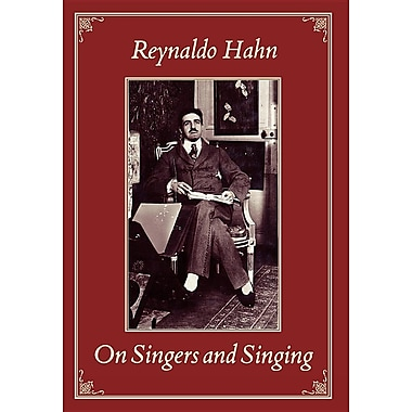 On Singers and Singing