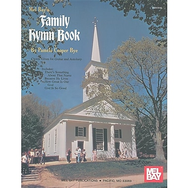 Family Hymn Book: Chords Given for Guitar and Autoharp
