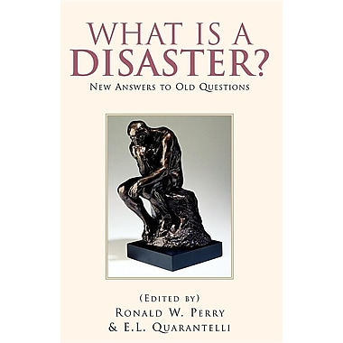 What Is a Disaster?new Answers to Old Questions
