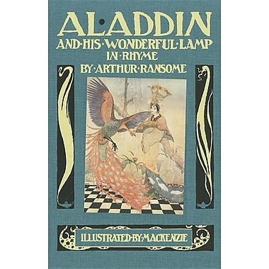 Aladdin and His Wonderful Lamp in Rhyme