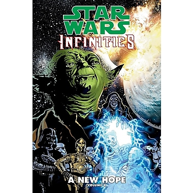 Infinities: A New Hope: Vol. 4