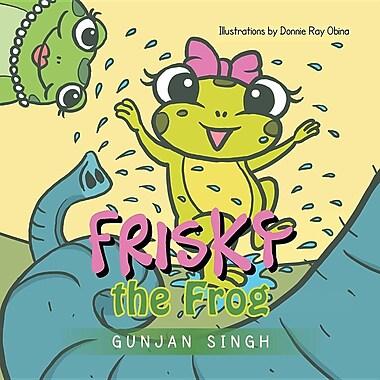 Frisky the Frog