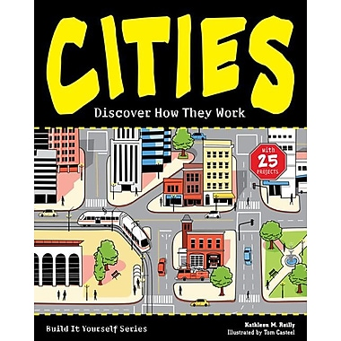Cities: Discover How They Work