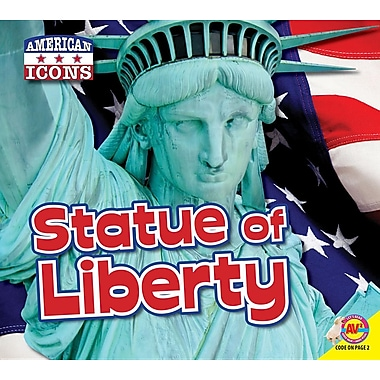 Statue of Liberty with Code