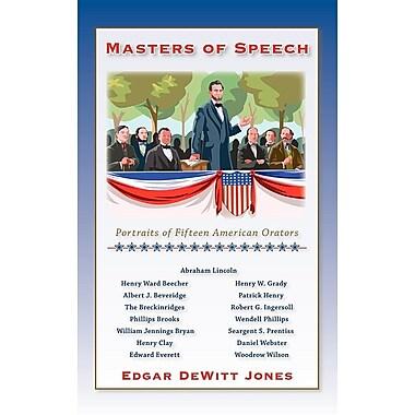 Masters of Speech