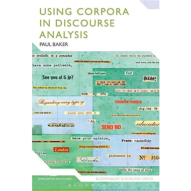 Using Corpora in Discourse Analysis