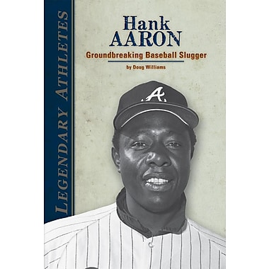 Hank Aaron: Groundbreaking Baseball Slugger