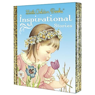 Little Golden Books Inspirational Stories: Little Golden Books