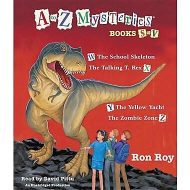 A to Z Mysteries: Books S-V