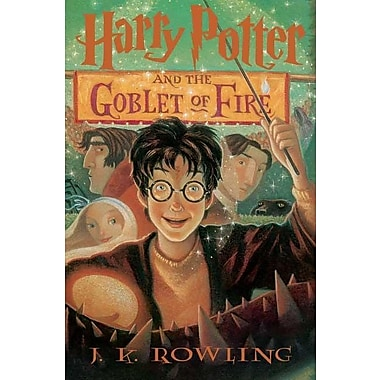 Harry Potter and the Goblet of Fire