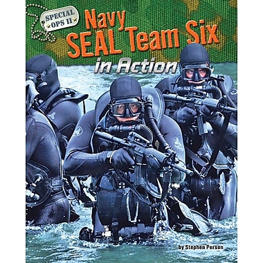 Navy Seal Team Six in Action
