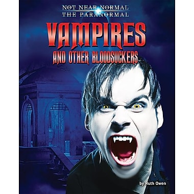 Vampires and Other Bloodsuckers