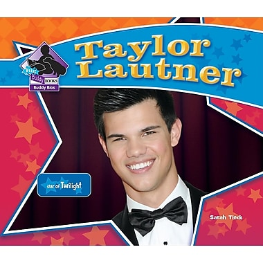 Taylor Lautner: Star of Twilight