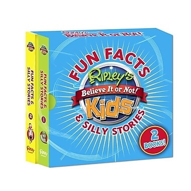 Ripley's Fun Facts & Silly Stories Boxed Set 2 Books: Contains 2 Books