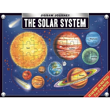 Jigsaw Journey: The Solar System