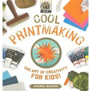 Cool Printmaking: The Art of Creativity for Kids!