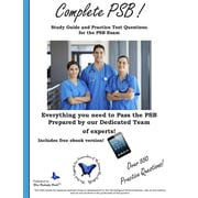 Complete Psb: Study Guide and Practice Test Questions for the Psb Exam