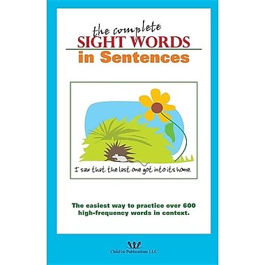 The Complete Sight Words in Sentences