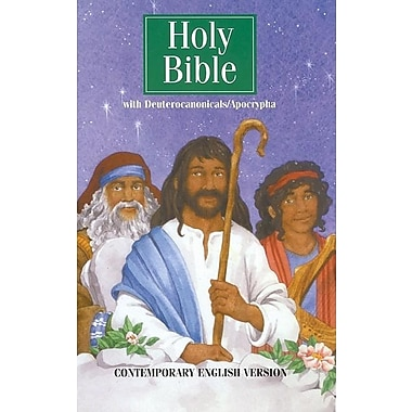 Your Young Christian's First Bible-Cev