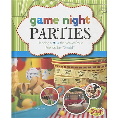 Game Night Parties: Planning a Bash That Makes Your Friends Say