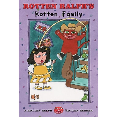 Rotten Ralph's Rotten Family