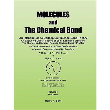 Molecules and the Chemical Bond: An Introduction to Conceptual Valence Bond Theory