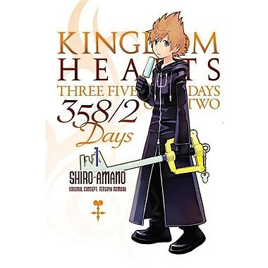 Kingdom Hearts 358/2 Days, Volume 1