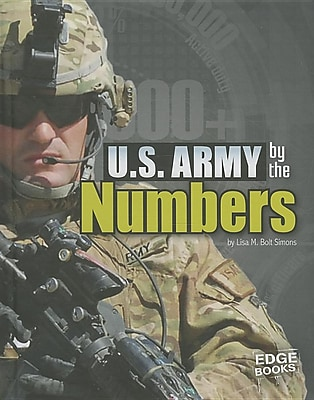 U.S. Army by the Numbers 1302316