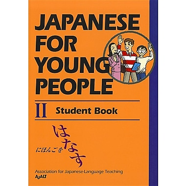 Japanese for Young People II Student Book