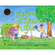 The Biggest and Brightest Light: The Magic of Helping Others [With CD (Audio)]