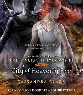 City of Heavenly Fire 1302948