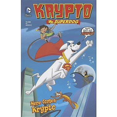 Here Comes Krypto