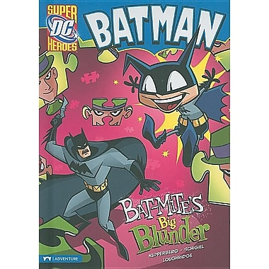 Batman: Bat-Mite's Big Bat Blunder