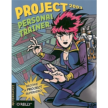 Project 2003 Personal Trainer [With CDROM]