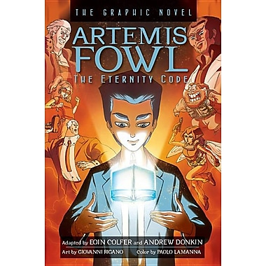 Artemis Fowl: The Eternity Code: The Graphic Novel