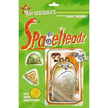 Spaceheadz, Book 3