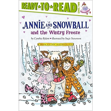 Annie and Snowball and the Wintry Freeze