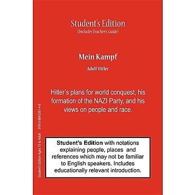 Mein Kampf (Student's & Teacher's Classroom Edition)