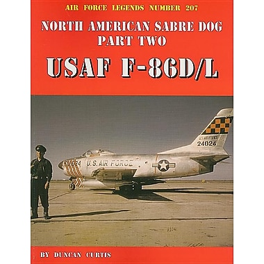 North American Sabre Dog, Part Two: USAF F-86D/L