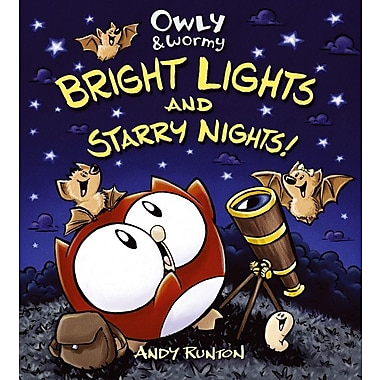 Owly & Wormy: Bright Lights and Starry Nights!